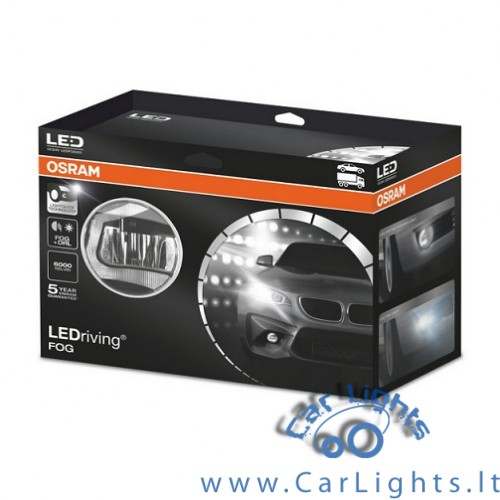 OSRAM Ledriving Fog Drl Kit