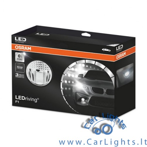 OSRAM Ledriving F1 Fog Kit