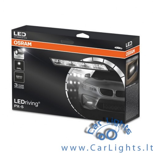 OSRAM Ledriving PX-5 Drl Kit