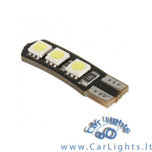 T10 W5W CanBus 6 SMD 5050