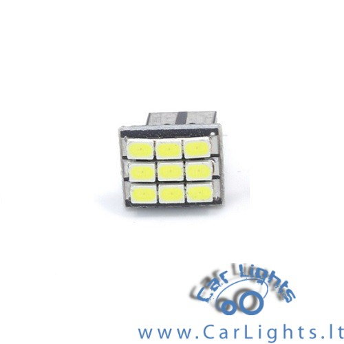 T10 9 SMD 3020