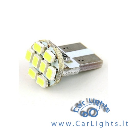 T10 8 SMD 3020