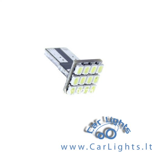 T10 12 SMD 3020