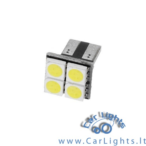 T10 4 SMD 5050