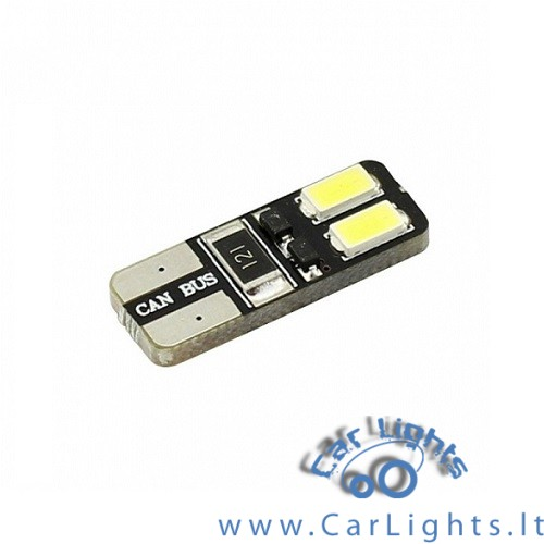 T10 W5W CanBus 4 SMD 5630