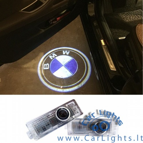 Bmw Led Logotipai