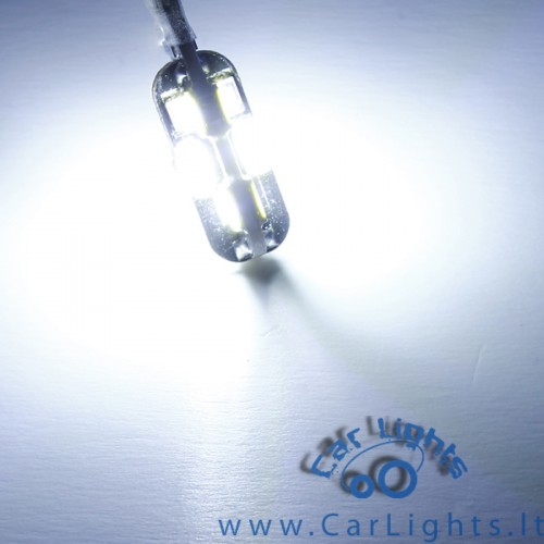 T10 W5W CanBus 12 SMD 5630